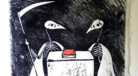 """""""C'è un uomo che ci aspetta"""" di Valeria Zangrandi (1 classificato)"""
