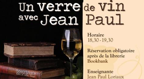 Un verre de vin avec JeanPaul 2018-2019