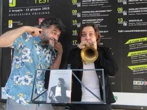 Voglio suonare al Piacenza Jazz Fest! (17 maggio)