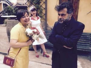 """""""Giovanniiiiiii ho preso il bouquet..."""" (24 maggio)"""