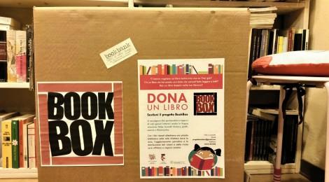 Bookbank sostiene Bookbox, e tu?
