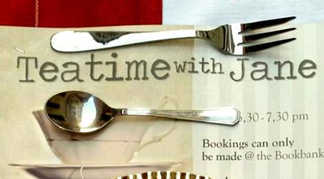 Teatime with Jane 2018-2019