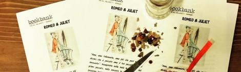 Romeo & Juliet, la tisana di Febbraio