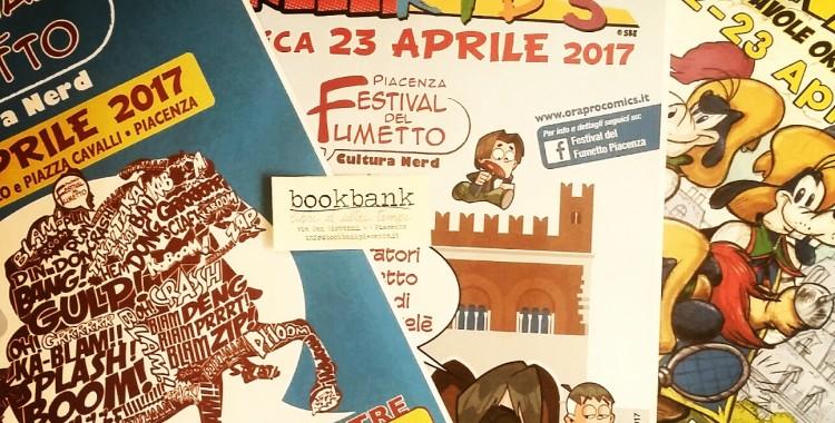 Arriva il Festival del Fumetto!!