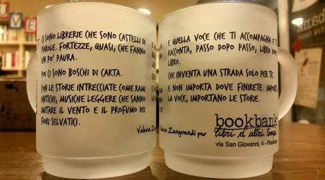 Crea la tazza Bookbank!