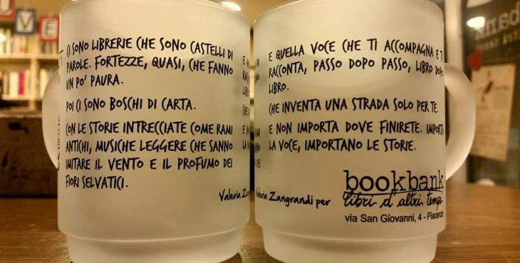 La tazza Bookbank