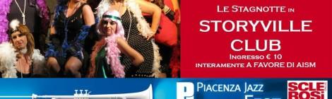 In BB i biglietti per Storyville Club