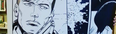 Il mondo del fumetto, laboratorio con Sergio Anelli