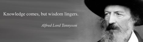 Teatime with... Alfred Lord Tennyson